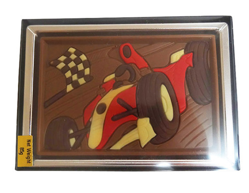 Weibler Confiserie Formula One  - Milk Chocolate, by weibler confiserie,  and more Confectionery at The Professors Online Lolly Shop. (Image Number :9787)