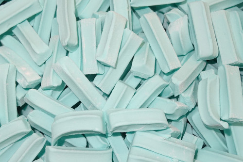Premium Mini Fruit Sticks Bulk - Blue with a Bubblegum Flavour, by Cooks Confectionery,  and more Confectionery at The Professors Online Lolly Shop. (Image Number :9885)