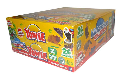 Yowie - All American Edition and more Confectionery at The Professors Online Lolly Shop. (Image Number :9963)