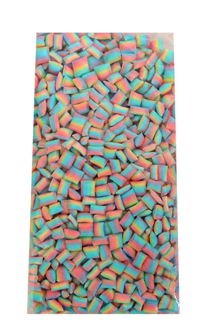 Rock Candy Pillows - Pastel Rainbow, by Designer Candy,  and more Confectionery at The Professors Online Lolly Shop. (Image Number :10407)