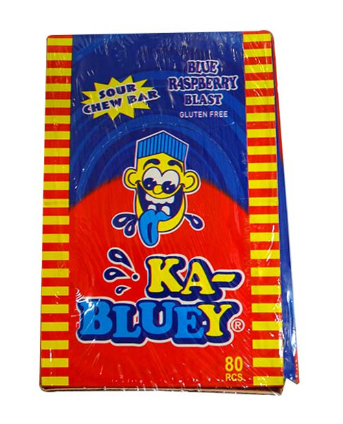 Ka-Bluey Blast Bars, by AIT Confectionery,  and more Confectionery at The Professors Online Lolly Shop. (Image Number :10314)