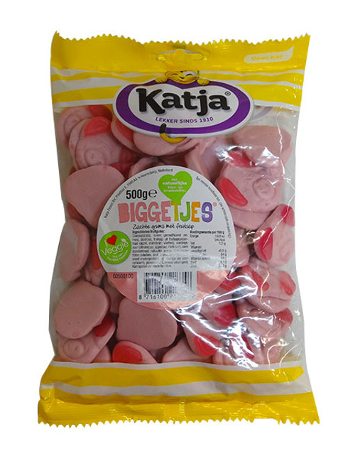 Katja Biggetjes, by Katja Fassin,  and more Confectionery at The Professors Online Lolly Shop. (Image Number :10315)