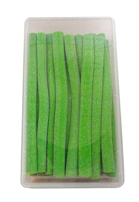 TNT Sour Turbo Tubes - Watermelon, by TNT,  and more Confectionery at The Professors Online Lolly Shop. (Image Number :10674)