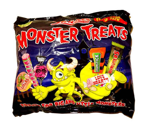 Swizzels Monster Treats - Share Pack, by Swizzels Matlow,  and more Confectionery at The Professors Online Lolly Shop. (Image Number :10604)