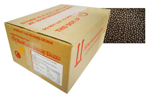 Premium Milk Chocolate Coffee Beans (7kg box)