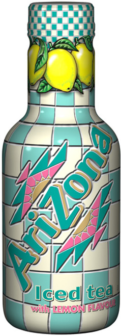 Arizona Ice Tea - Lemon, by Arizona,  and more Beverages at The Professors Online Lolly Shop. (Image Number :10635)