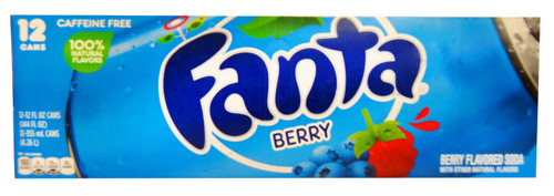 Fanta - Berry, by Dr Pepper,  and more Beverages at The Professors Online Lolly Shop. (Image Number :11753)