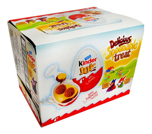 Kinder Joy, by Kinder,  and more Confectionery at The Professors Online Lolly Shop. (Image Number :11333)