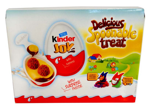 Kinder Joy, by Kinder,  and more Confectionery at The Professors Online Lolly Shop. (Image Number :11334)
