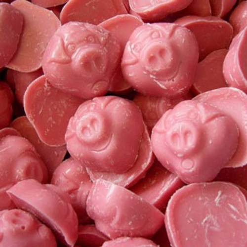 Lolliland Pinky Pigs - Bulk and more Confectionery at The Professors Online Lolly Shop. (Image Number :10952)