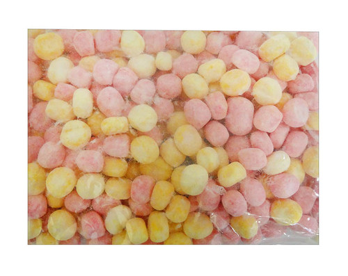 Verquin/Kingsway Bon Bons - Rhubarb And Custard and more Confectionery at The Professors Online Lolly Shop. (Image Number :11615)