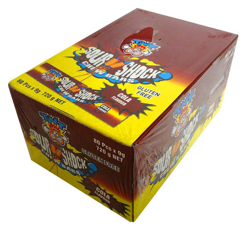 TNT Shocks - Cola, by TNT,  and more Confectionery at The Professors Online Lolly Shop. (Image Number :13726)