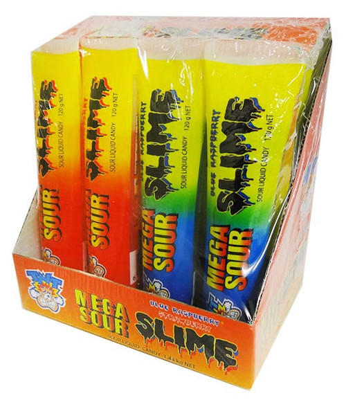 TNT Mega Sour Slime, by Universal Candy,  and more Confectionery at The Professors Online Lolly Shop. (Image Number :16243)