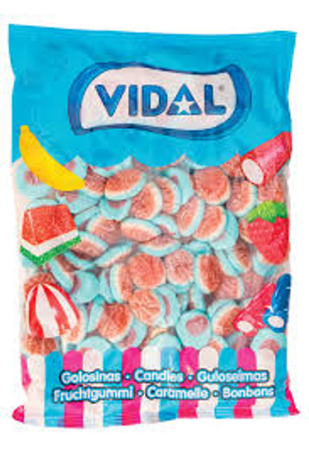 Vidal Jelly Filled Brains, by Candy Brokers/vidal,  and more Confectionery at The Professors Online Lolly Shop. (Image Number :11565)
