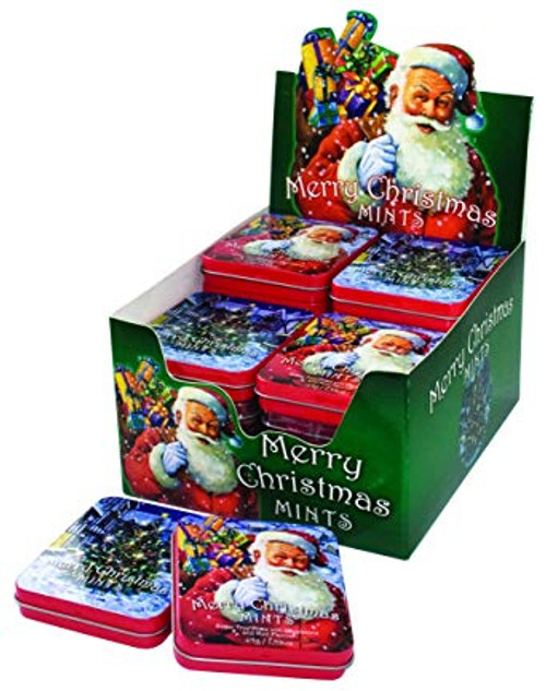 Spencer Fleetwood Merry Christmas Mints and more Confectionery at The Professors Online Lolly Shop. (Image Number :11924)