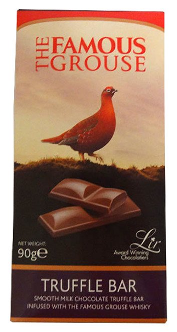 Lir - The Famous Grouse Truffle Bar and more Confectionery at The Professors Online Lolly Shop. (Image Number :14121)