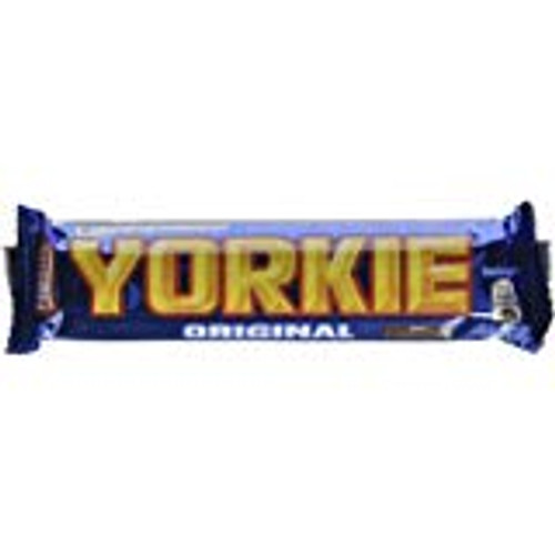 Nestle Yorkie Bar, by Nestle,  and more Confectionery at The Professors Online Lolly Shop. (Image Number :12067)