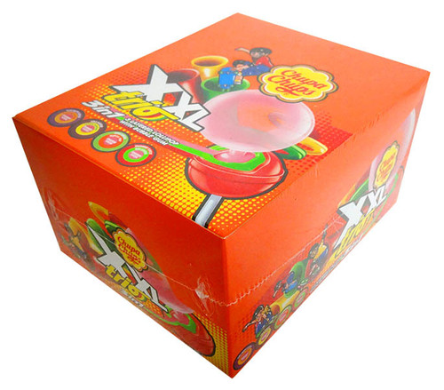 Chupa Chups XXL Trio, by Chupa Chups,  and more Confectionery at The Professors Online Lolly Shop. (Image Number :13037)