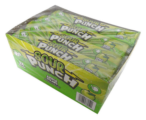 Sour Punch - Apple (24 x 57g in a display box)