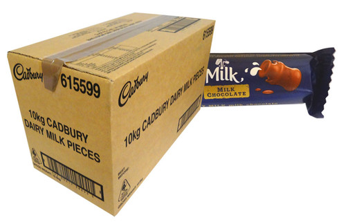 Cadbury Dairy Milk Pieces, by Cadbury,  and more Confectionery at The Professors Online Lolly Shop. (Image Number :13940)