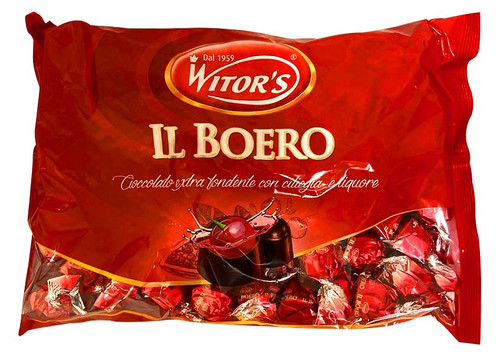 Witors - Il Boero - Cherry and more Confectionery at The Professors Online Lolly Shop. (Image Number :13543)