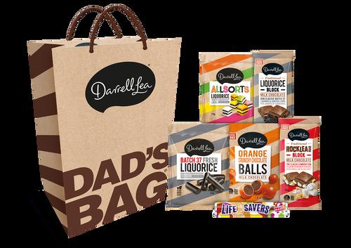 Darrell Lea Dad s Bag (1kg)