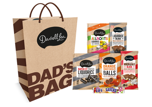 Darrell Lea Dad s Bag, by Darrell Lea,  and more Confectionery at The Professors Online Lolly Shop. (Image Number :16118)