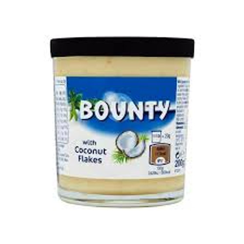 Bounty Coconut Milk Spread, by Other,  and more Snack Foods at The Professors Online Lolly Shop. (Image Number :13371)
