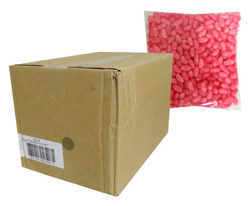 Allseps Bulk Jelly Beans - Pink, by Allseps,  and more Confectionery at The Professors Online Lolly Shop. (Image Number :13874)