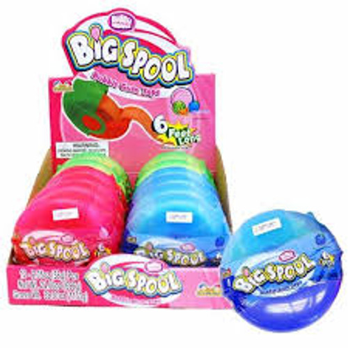Big Spool Bubble Tape, by Kidsmania,  and more Confectionery at The Professors Online Lolly Shop. (Image Number :13422)
