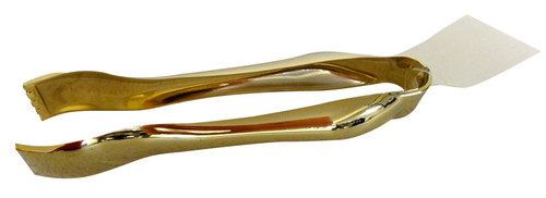 Candy Tongs - Plastic Gold and more Partyware at The Professors Online Lolly Shop. (Image Number :13810)