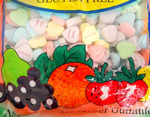 Dragon Sweethearts and more Confectionery at The Professors Online Lolly Shop. (Image Number :14222)