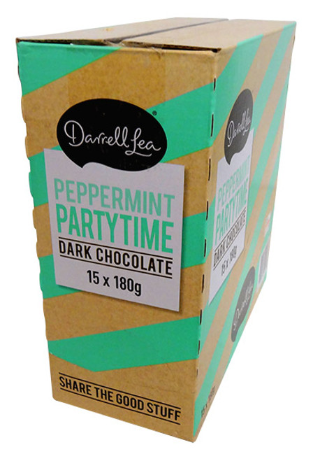 Darrell Lea Peppermint Party Block, by Darrell Lea,  and more Confectionery at The Professors Online Lolly Shop. (Image Number :13826)
