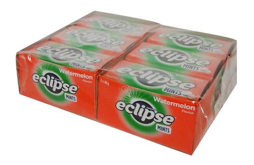 Eclipse Mints - Watermelon (12 x 40g Tins in a Display)