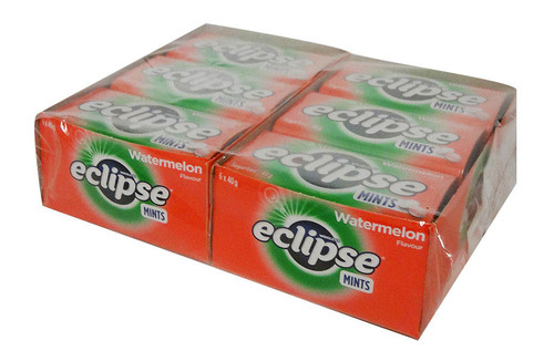 Eclipse Mints - Watermelon and more Confectionery at The Professors Online Lolly Shop. (Image Number :16855)