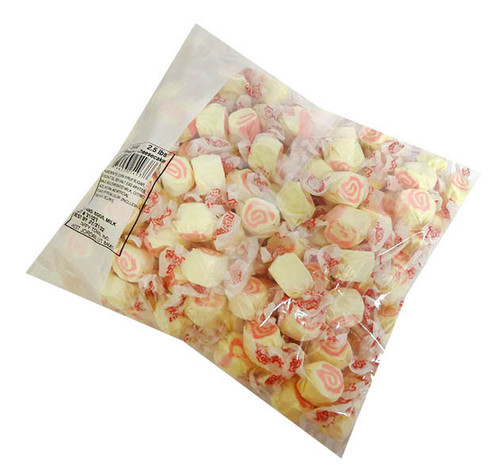 Taffy Town - Salt Water Taffy - Strawberry Cheesecake, by Other,  and more Confectionery at The Professors Online Lolly Shop. (Image Number :16660)