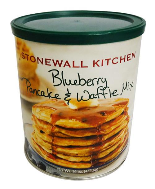 Stonewall Kitchen Pancake and Waffle Mix - Blueberry (454g tub)