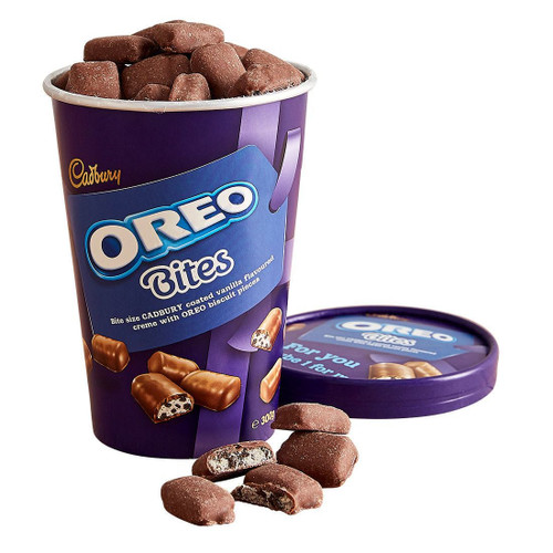 Oreo Bites and more Snack Foods at The Professors Online Lolly Shop. (Image Number :14650)