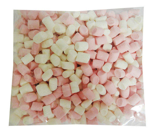 So Soft Mini Marshmallows Pink and White and more Confectionery at The Professors Online Lolly Shop. (Image Number :16537)