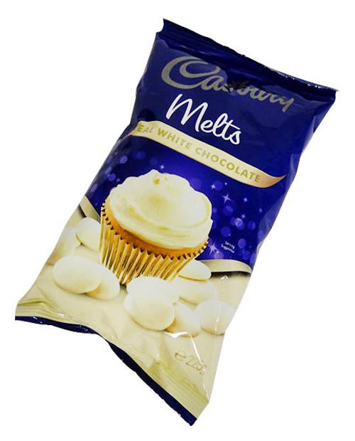Cadbury Melts  - White Chocolate (225g bag)