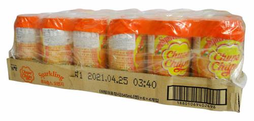 Chupa Chups Drink - Orange ( 24 x  345ml Cans)