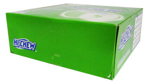 Hi-Chew Sticks - Green Apple, by Crown Confectionery,  and more Confectionery at The Professors Online Lolly Shop. (Image Number :15857)