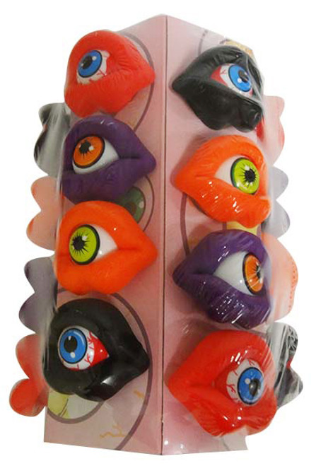 Bpop Eye Tower Pops, by Universal Candy,  and more Confectionery at The Professors Online Lolly Shop. (Image Number :15951)