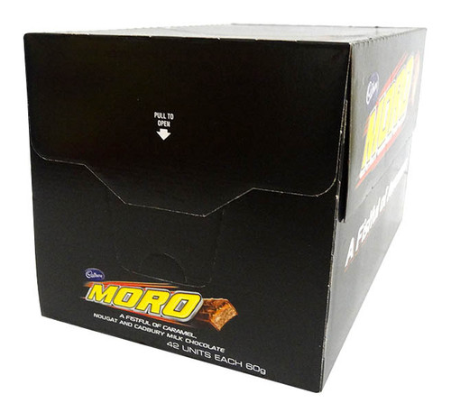 Cadbury Moro (60g bar x 42pc box)