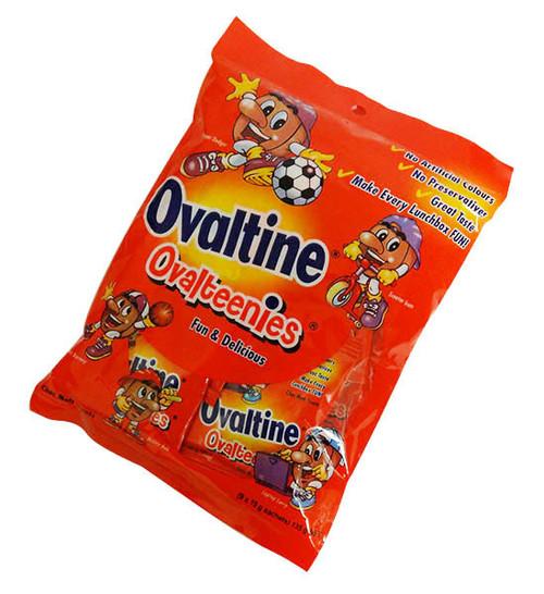 Ovalteenies - Snack Pack (15g x 9 bags per pack)