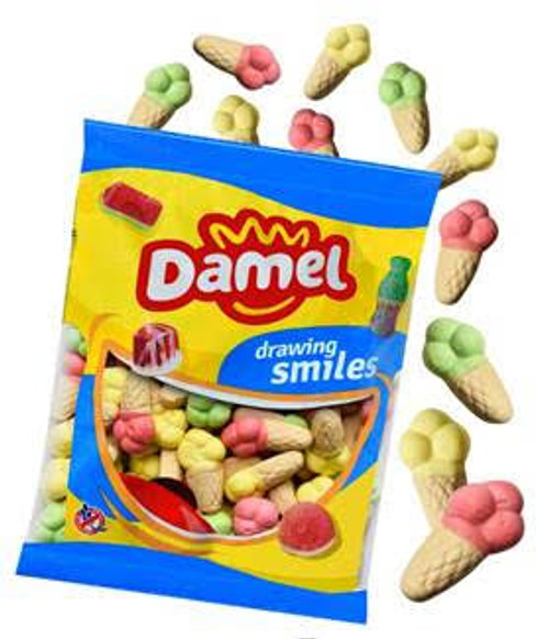 Damel Ice Creams and more Confectionery at The Professors Online Lolly Shop. (Image Number :14987)