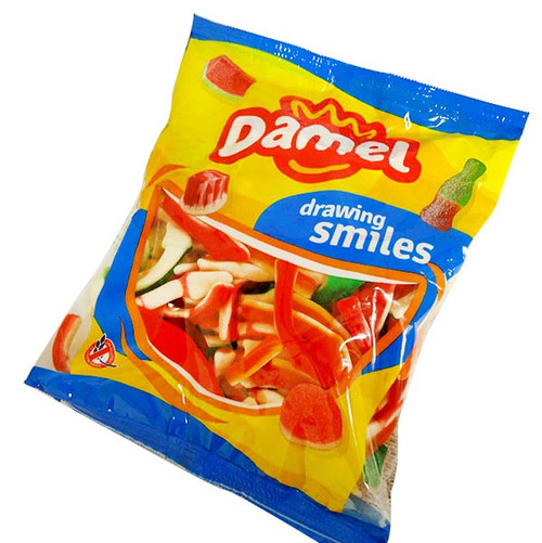 Damel Sharks, by Damel,  and more Confectionery at The Professors Online Lolly Shop. (Image Number :15778)