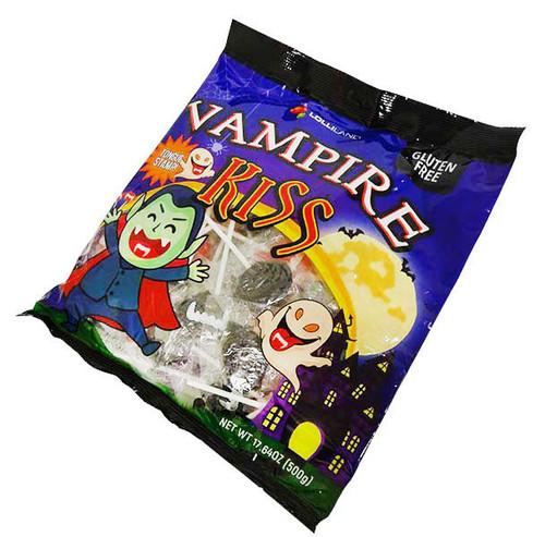 Vamp Kiss - Tongue Tattoo Lollipops ( 500g bag) B/B  28/1/21