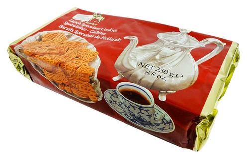 De Ruiter - Dutch Speculaas Cookies (250g packet -approx. 20)