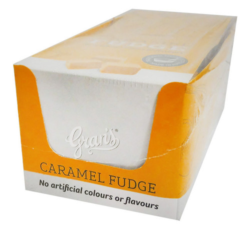 Grans  Caramel Fudge (15pc x 40g in a display box)